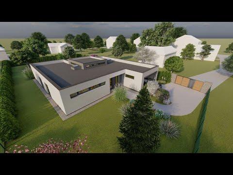 Video z << Prodej rodinného domu, 243 m2, Říčany >>