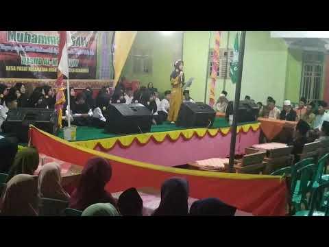 "Puisi ""SECERCAH CAHAYA DARI GURUN SAHARA"" Mba Aisha Pasir Ayah Kebumen"