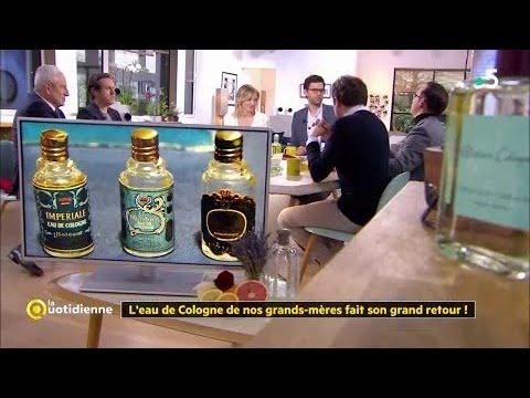 Parfum MUELHENS 4711 EAU DE COLOGNE 800ML Neuf et sous Blister