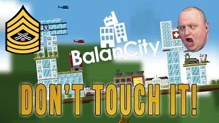 DON'T TOUCH IT! | BalanCity Playthrough Walkthrough Review