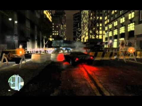 GTA IV чит ускорение автомобиля