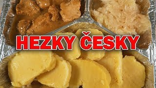 Hezky Česky - DOBRÉ JÍDLO ZA STOVKU?!