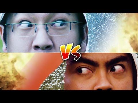 Cool Trick Shots Bro! ft. Guava Roi & Freddie Wong