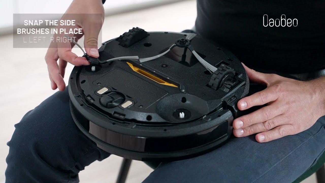 Lauben Robot Vacuum 15BB Pet