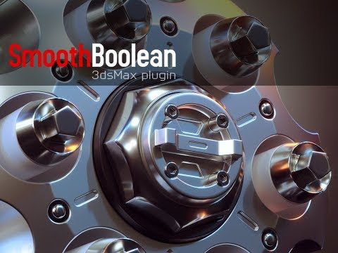 Smooth Boolean 1.0 - 3ds Max plugin