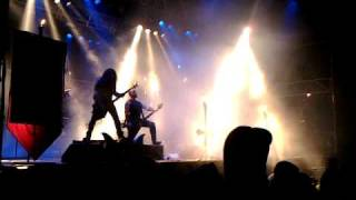 Watain - Bathory memorial Sweden Rock 2010 (A fine day to die)