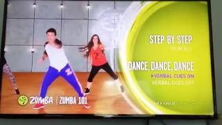 Zumba-101: Can't Dance?   DVD Review