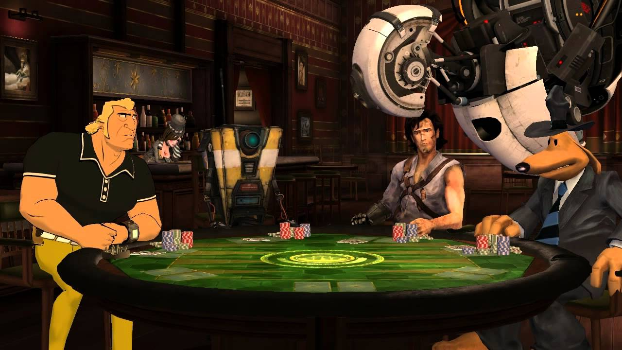 I Hate Poker, But I Love GLaDOS' Cheerful Mortality Reminders