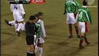 MNT vs. Mexico: Highlights - Feb. 28, 2001