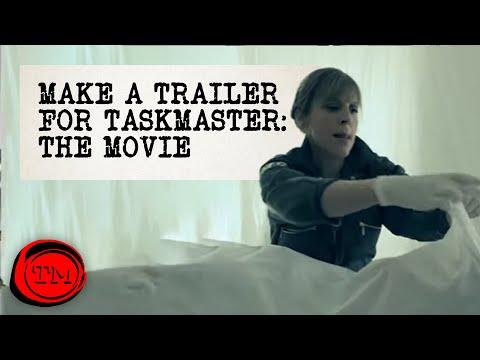 Vytvořte trailer na film Taskmaster - Taskmaster