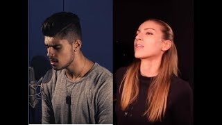 Perfect - Andrew & Sara'h (Ed Sheeran Cover mix/Lyrics)