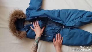 Reima Tec Gotland Обзор детского зимнего комбинезона