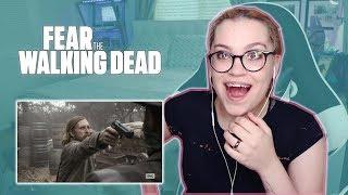 "Fear The Walking Dead Season 5 Episode 3 ""Humbug's Gulch"" REACTION!"