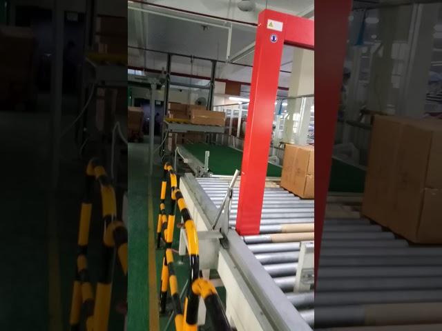 hệ thống đóng gói chuyển kho tự động ct dệt may cos-phong phú