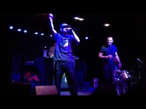 Free the Optimus + Mike L!VE - Tyrannosaurus LIVE @ Asheville Music Hall 3/8/14