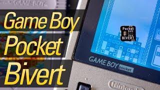 No Wire Game Boy Pocket Bivert Module!