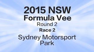 Open_Wheelers - EasternCreek2015 Race 2 Full Race