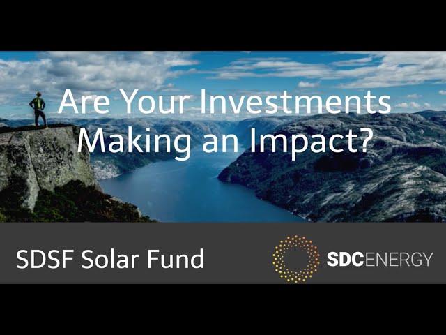 SDSF Solar Fund IV