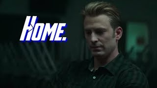 Marvel's Captain America - Home (Vince Staples) Tribute