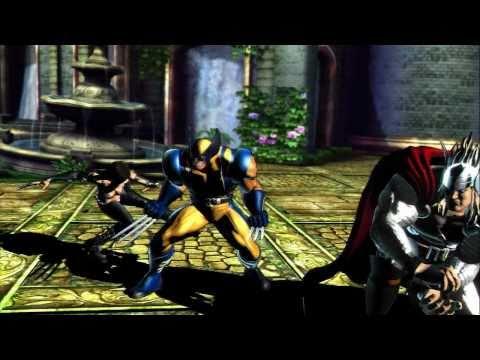 Видео № 1 из игры Marvel vs Capcom 3: Fate of Two Worlds (Б/У) [X360]