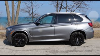 Behind the Wheel With Lindsay - 2016 BMW X5 xDrive40e