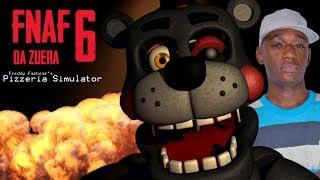 LEFTY TORTÃO PRA ESQUERDA!   Freddy Fazbear's Pizzeria Simulator (FNAF 6 DA ZUERA) #2
