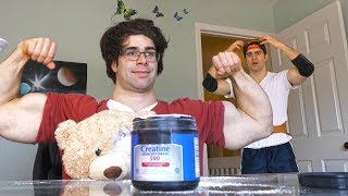Little Brother VS. Your Creatine