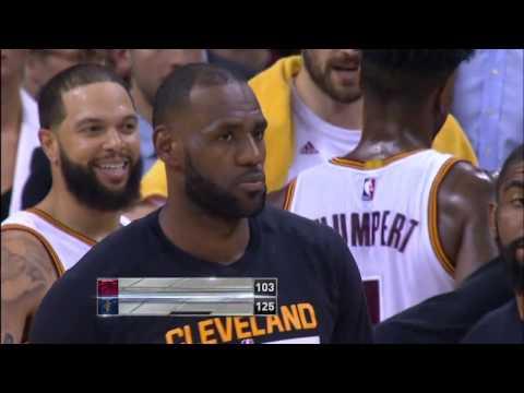 Toronto Raptors vs Cleveland Cavaliers - May 3, 2017