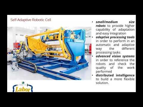 Aeronautica, Automazione industriale, Intelligenza artificiale, Manutenzione Predittiva, Robot, Smart manufacturing