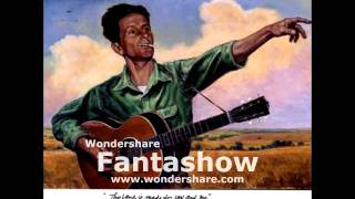 Ani DiFranco - Voice (Woody Guthrie)