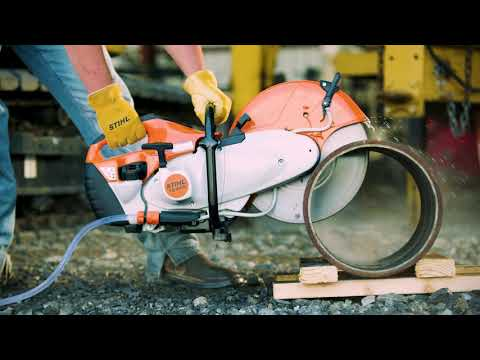Stihl TS 440 STIHL Cutquik® in Kerrville, Texas - Video 2