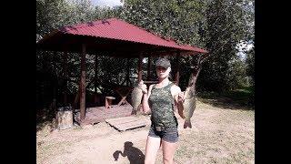 Рыбалка на реке пекша