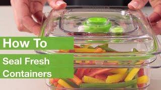 FoodSaver Fresh Vershouddoos 0.7 Liter