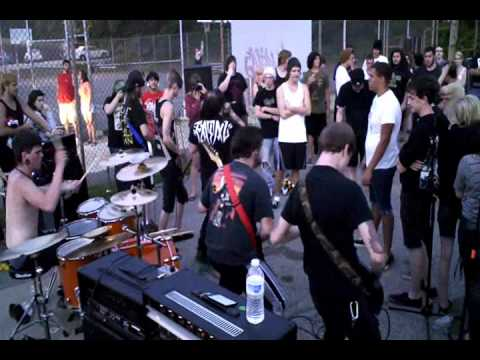 This World Will Fall - The Overseer @ Hurricane Skate Park