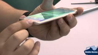 Краштест Samsung Galaxy S6 EDGE