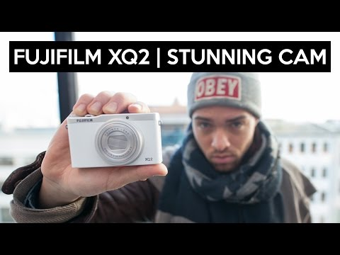 FUJIFILM XQ2 | hands on | review from Frankfurt am Main