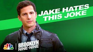 Cold Open: Boyle's Pun Makes Jake Die Inside - Brooklyn Nine-Nine