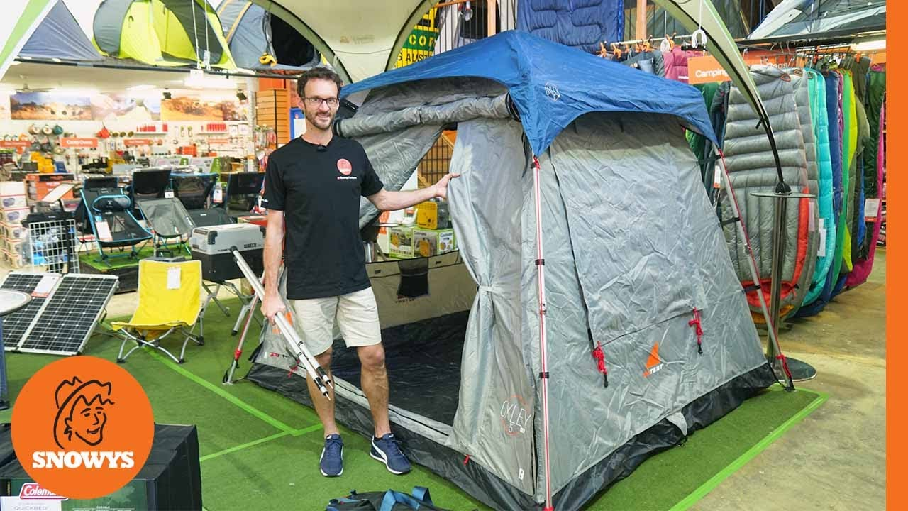 Oxley 5 Lite Touring Tent