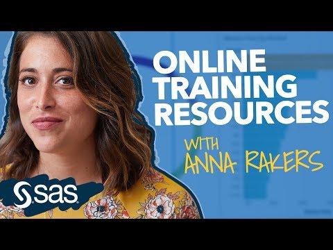 SAS Tutorial   Online SAS Training Course Resources - YouTube
