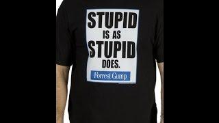 Forrest Gump strung out