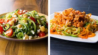 5 Healthy And Delicious Spiralizer Recipes For Weight Loss