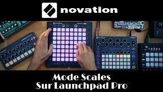 Novation Launchpad Pro - Video