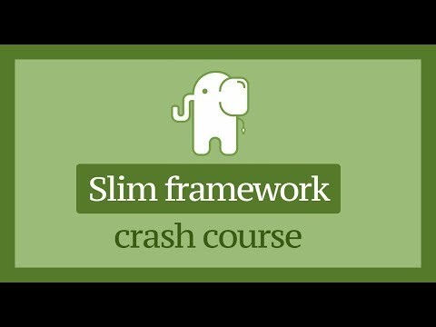 Crash Course: PHP Slim framework as backend API for frontend application