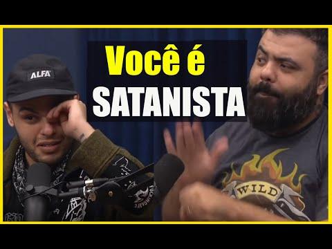 Voc  Satanista? MAICON KSTER E KOTAKA   Cortes Pode Crer