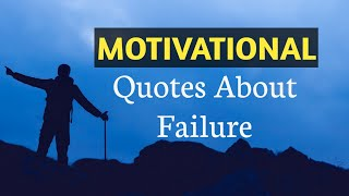 Accept Failure - Motivational Quotes | Greatest Failure Quotes For Success In Life | Status Time