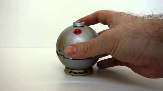Disney Star Wars Weekends Thermal Detonator Hot Potato Game (Movie Mode)