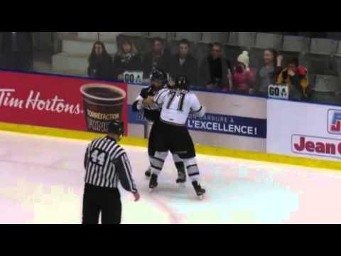 Olivier Schingh-Gomez vs. Tommy Veilleux