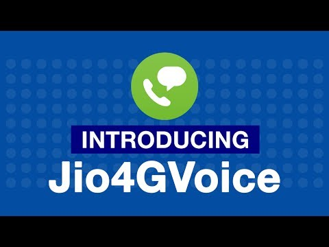 What are the Features of Jio4GVoice App?