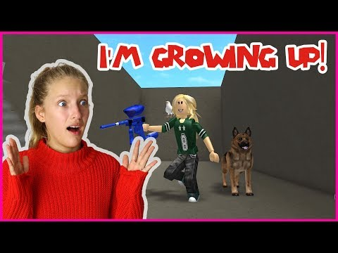 I'm Growing Up!