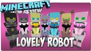LOVELY ROBOT MOD MINECRAFT 1.7.10   CONEJITAS SEXYS PLAYBOY   NOVIAS CONEJAS